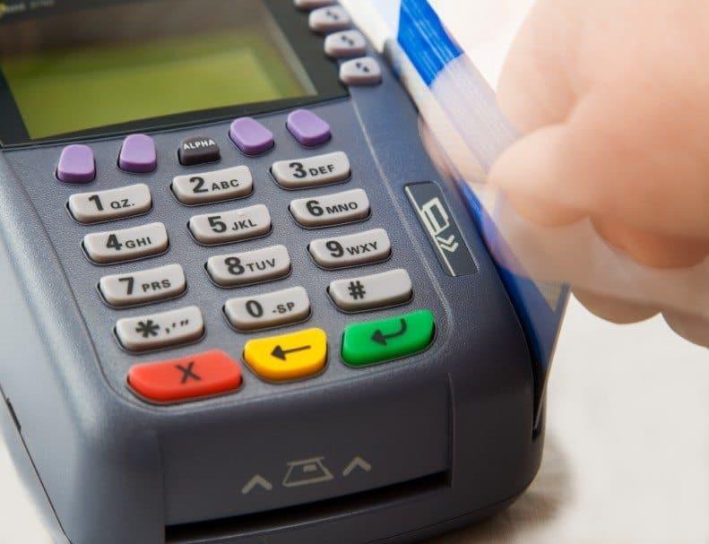 Card Swap Machine a Credit Card Machine