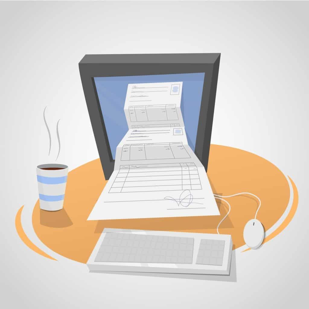 small business invoice software