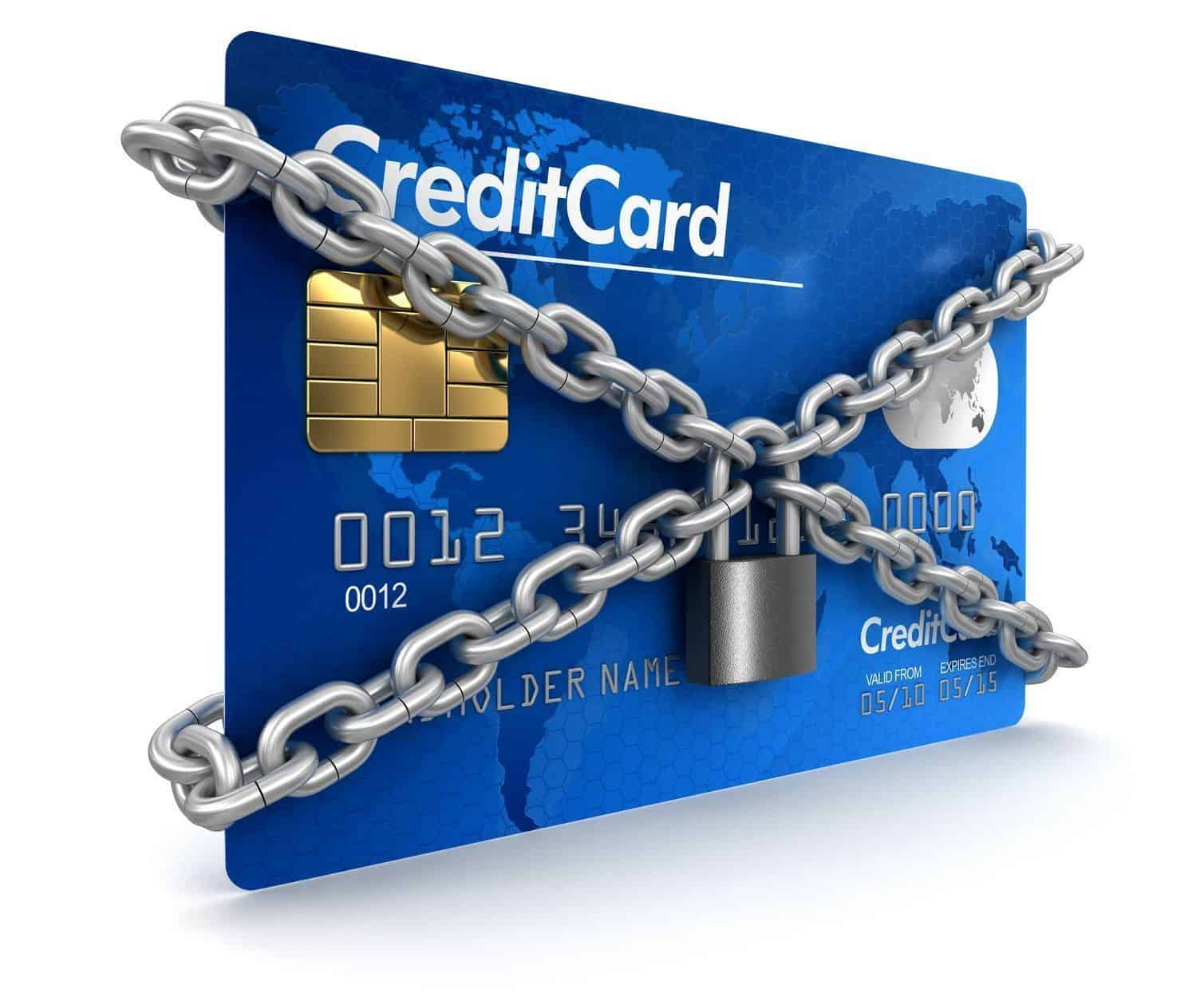 Credit Card Chip Technology