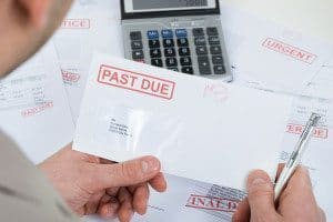 default business loan
