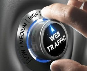 email marketing and website traffic