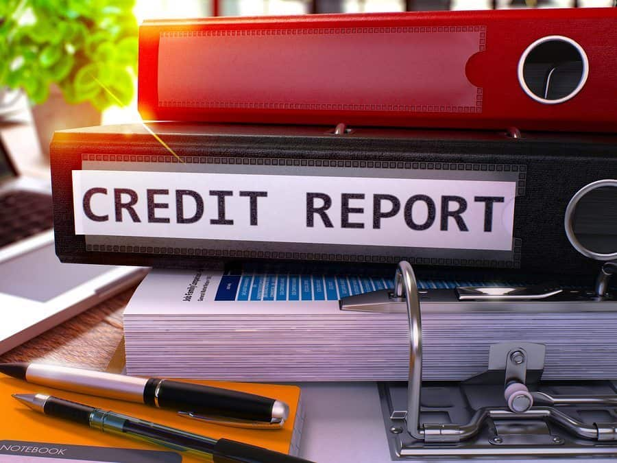 business credit score report