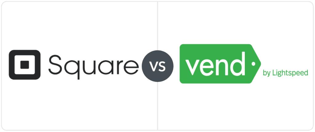 Square VS Vend
