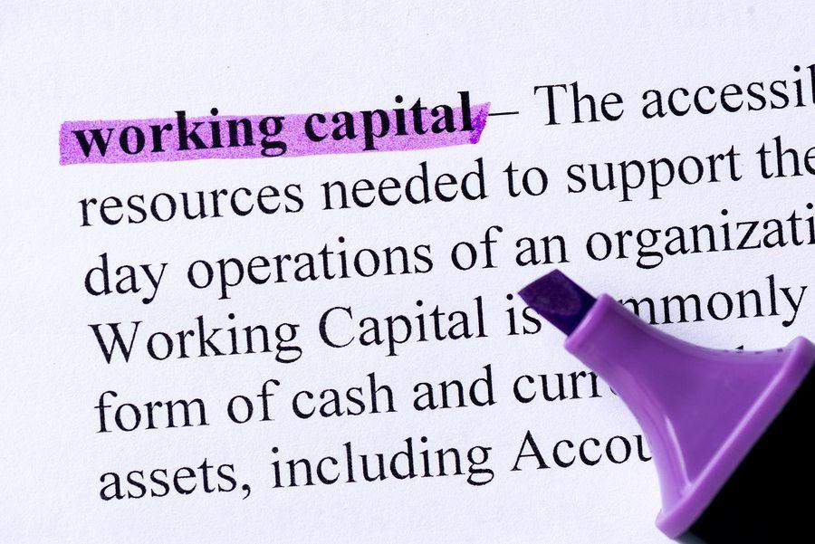 working capital loan business loan