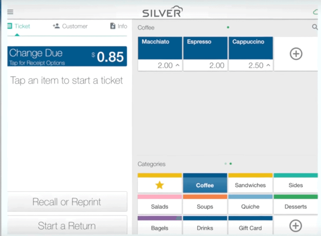 NCR Silver Review