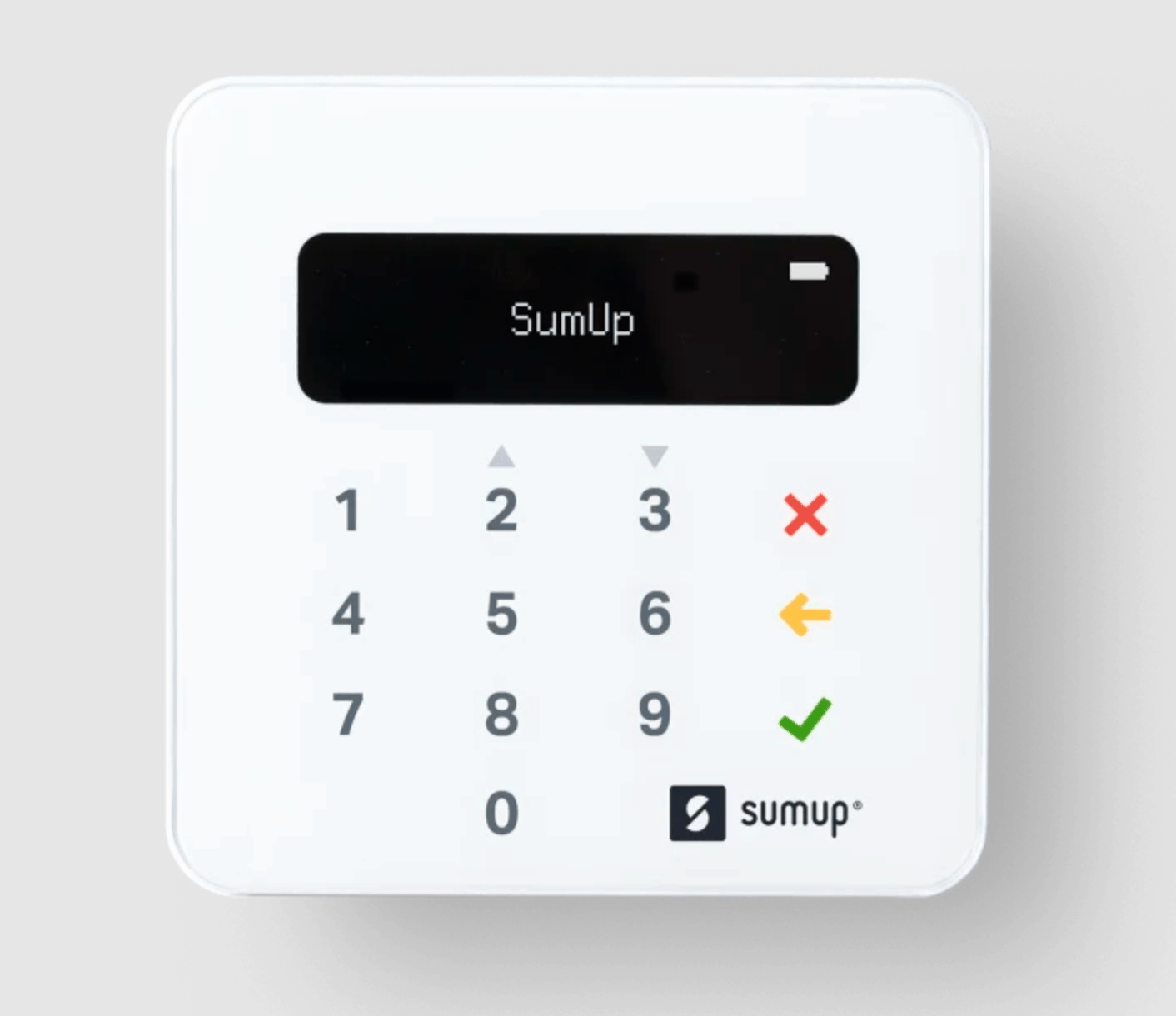 sumup plus card reader
