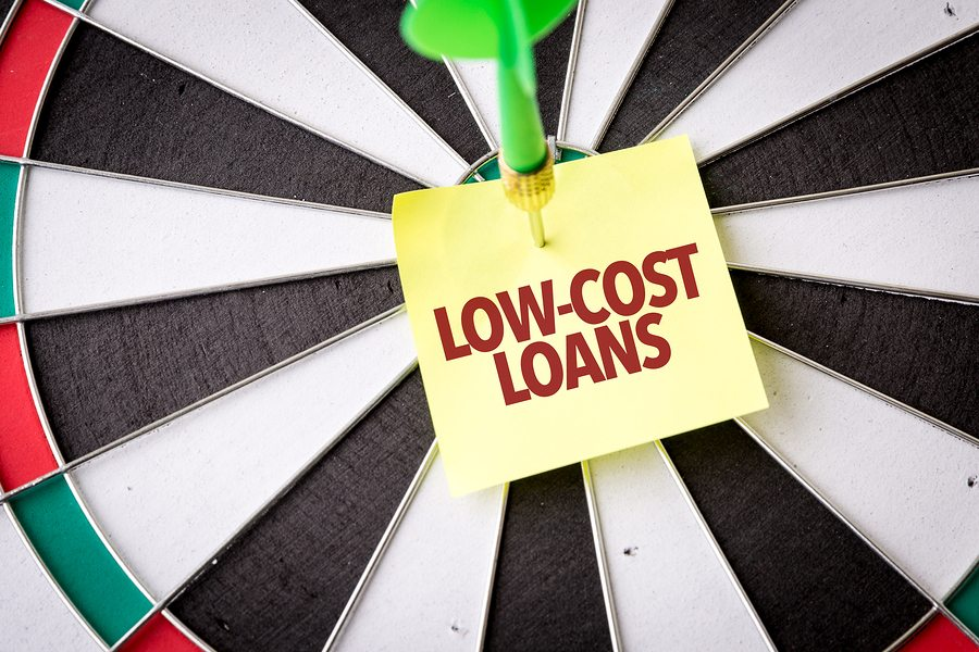low interest small business loans