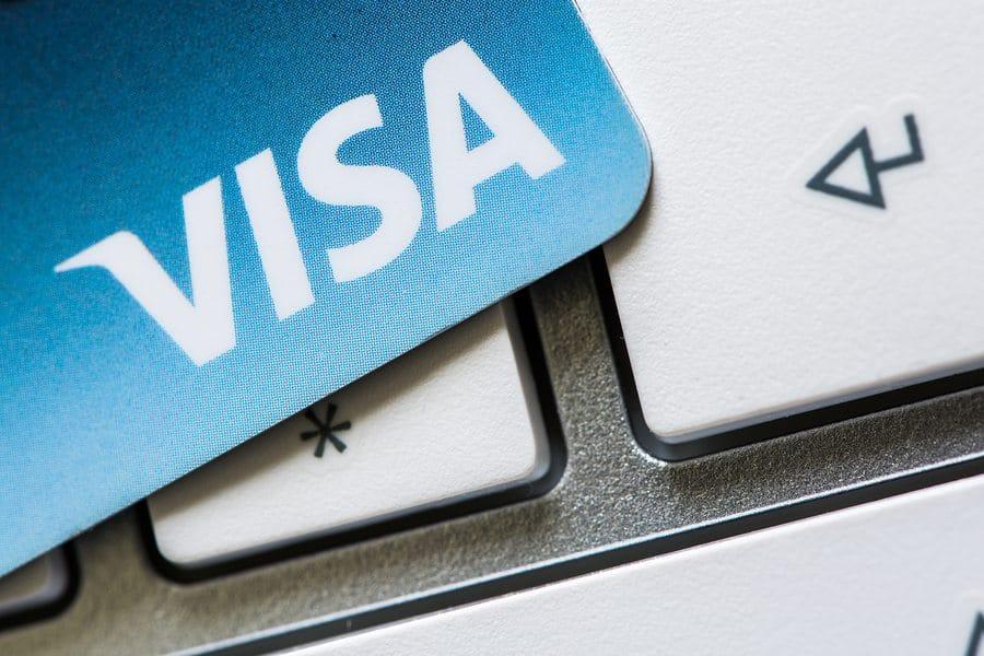 Visa's International Service Assessment Fee credit card image