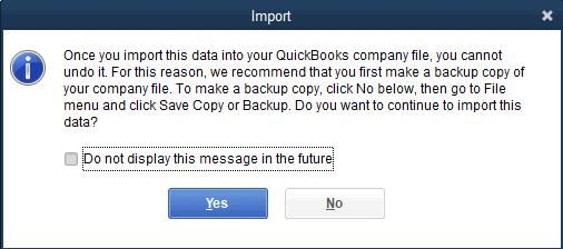 How to Import Customer Into QuickBooks Pro