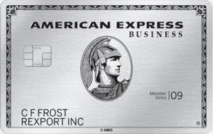 amex business platinum review
