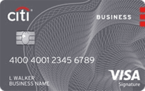 Costco Anywhere Visa Business card