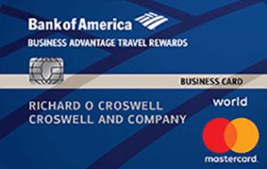 bofa business advantage travel rewards