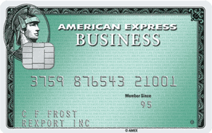 amex business green rewards review