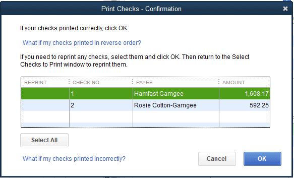 How To Write And Print Payroll Checks In QuickBooks