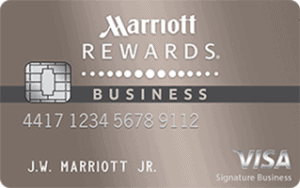 chase marriott rewards card