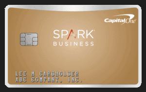 Capital One Spark Classic card