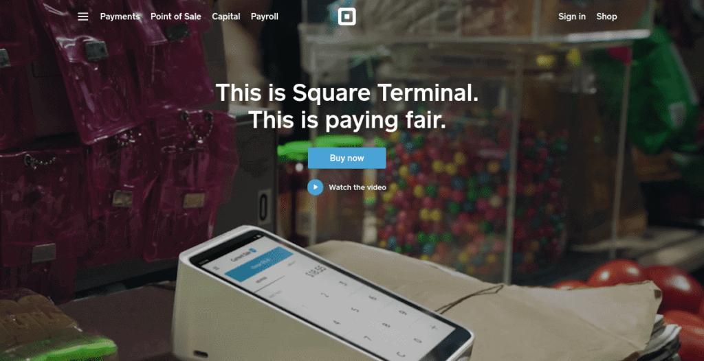 Square Terminal
