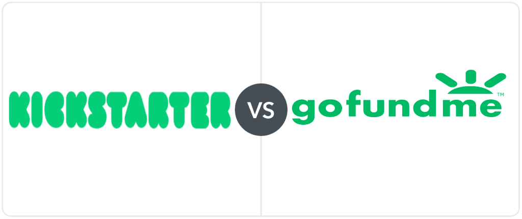 Kickstarter VS GoFundMe