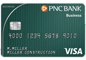 pnc visa business review
