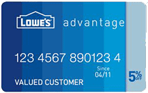 Lowe's Credit Card Review: All Business & Personal Credit