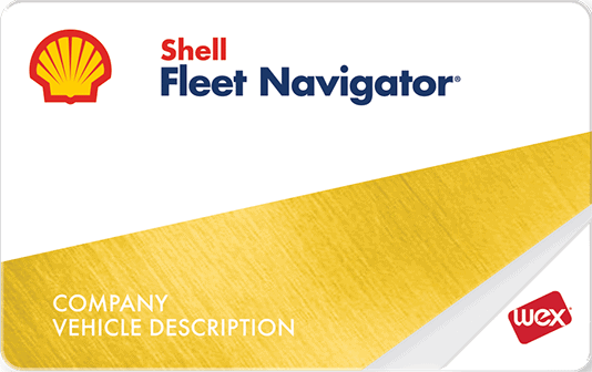 shell drivers club manage cards