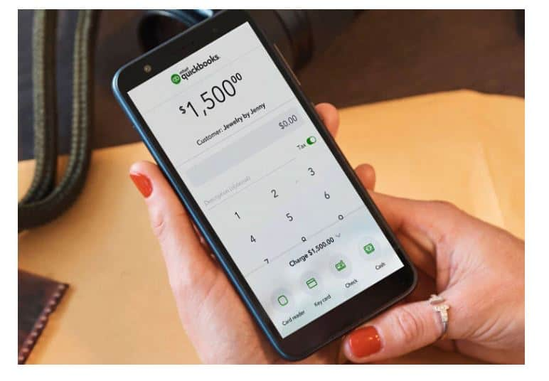 QuickBooks GoPayment Review