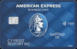 blue business cash american express review