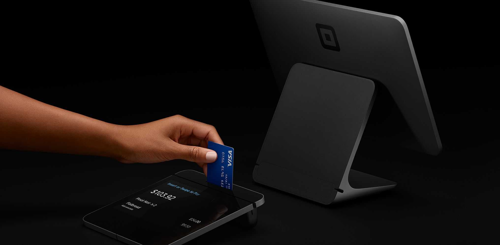 square register with ipad