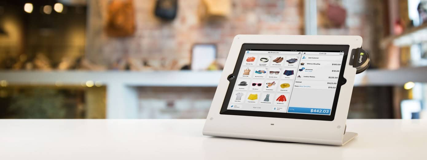 shopify pos for retail