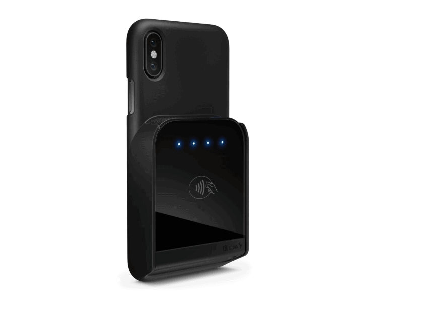shopify tap and chip case