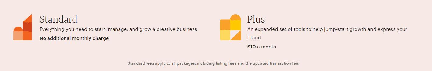 Etsy fee