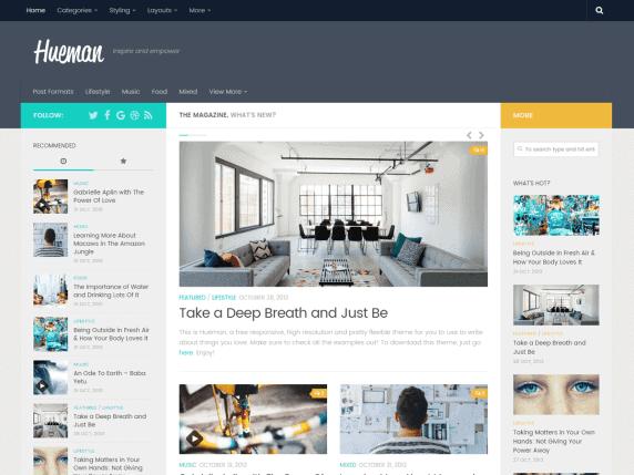 creating a business website