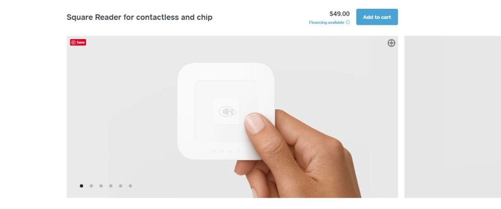 Use the Square Reader To Accept Donations