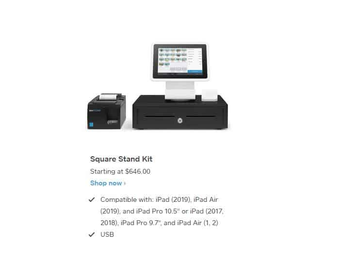 Square Stand Kit