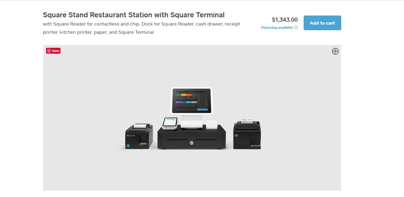 Square Equipment Bundles