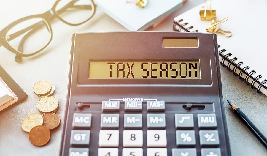 tax season during covid