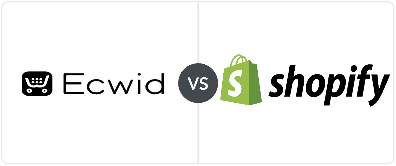 Ecwid VS Shopify